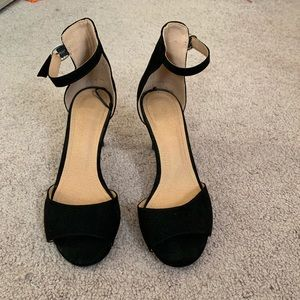H&M Shoes - Ankle strap heels